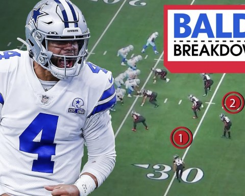 How Dak & The Cowboys Pulled Off a Signature Comeback Game | Baldy Breakdowns