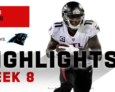 Julio Jones Takes Off w/ 137 Receiving Yds | NFL 2020 Highlights