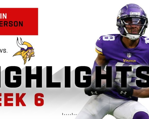 Justin Jefferson Continues Impressive Rookie Year w/ 2 TDs | NFL 2020 Highlights