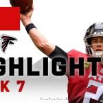 Matt Ryan Highlights vs. Lions | NFL 2020
