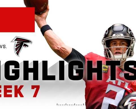 Matt Ryan Highlights vs. Lions | NFL 2020