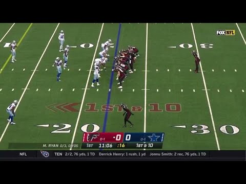 Matt Ryan Takes Flight w/ 273 Passing Yards & 4 TDs | NFL 2020 Highlights