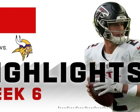 Matt Ryan Throws for 4 TDs in Falcons 1st Win! | NFL 2020 Highlights