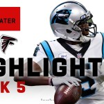 Teddy Bridgewater Takes Down Falcons w/ 313 Passing Yds & 2 TDs | NFL 2020 Highlights