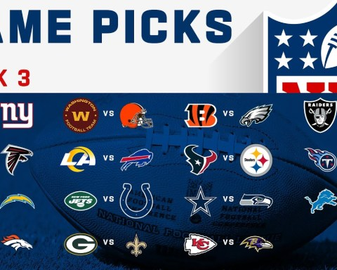 Week 3 Game Picks! | NFL 2020