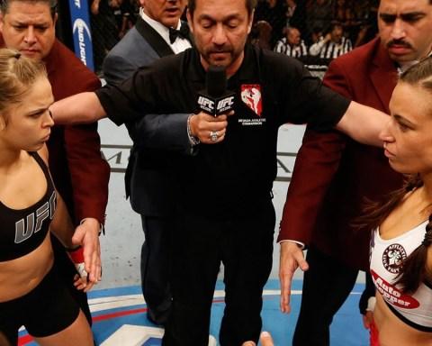 Free Fight: Ronda Rousey vs Miesha Tate 2 | UFC 168, 2013
