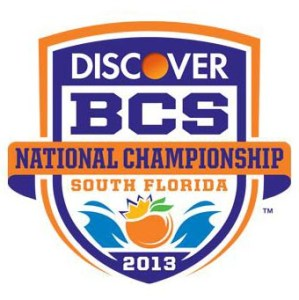 BCS Championship and Sporcle