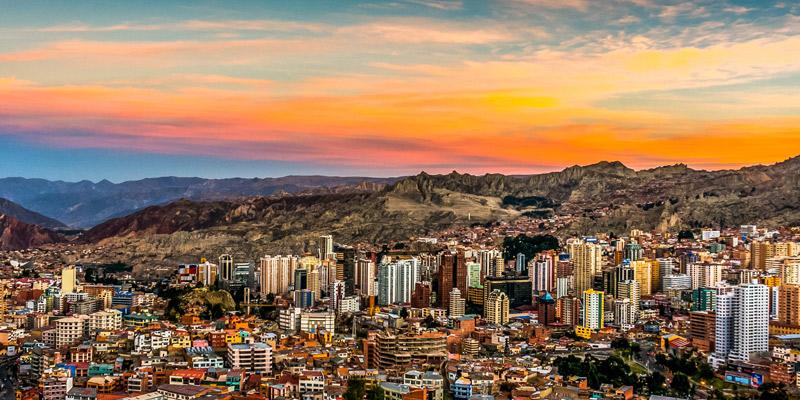 Capital of Bolivia