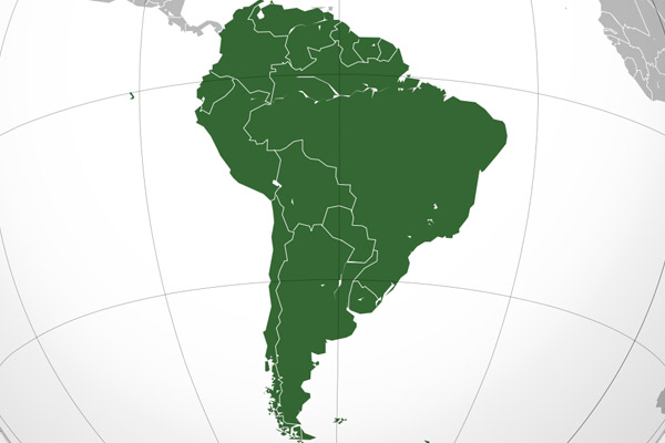 South America Geography Facts