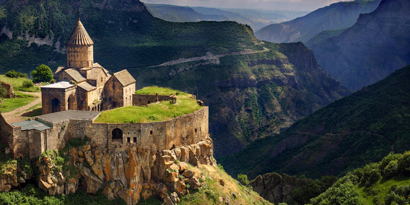Where is Armenia - What Continent is Armenia In? | Sporcle Blog