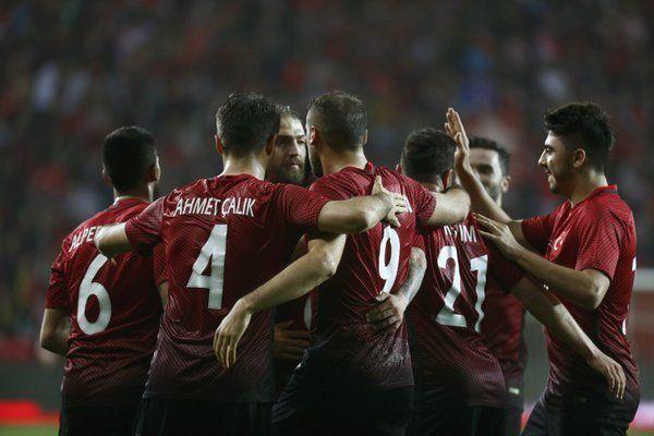 türkiye isveç hazırlık maçı
