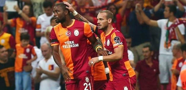 sneijder chedjou bursa maçında yok