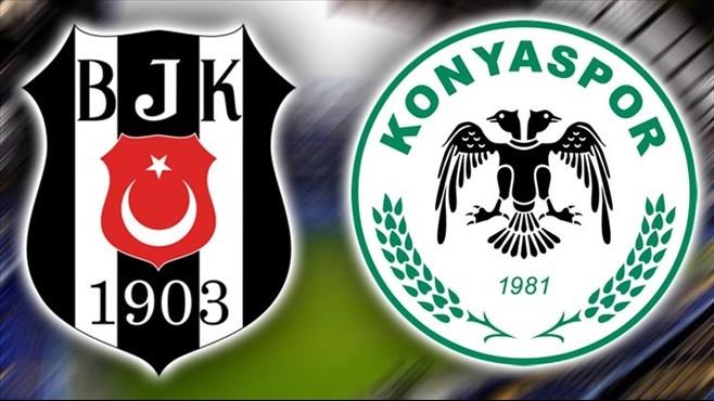 konyaspor-besiktas-ilk-11