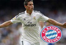 James Rodriguez Bayern Münih