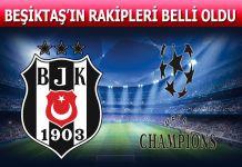 Beşiktaş rakipleri
