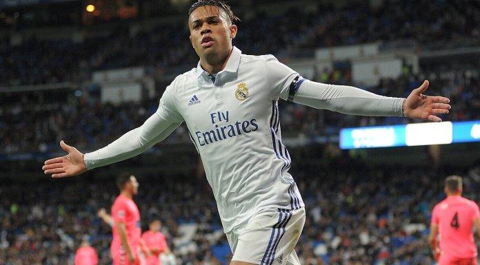 Mariano Diaz Mejia Real Madrid