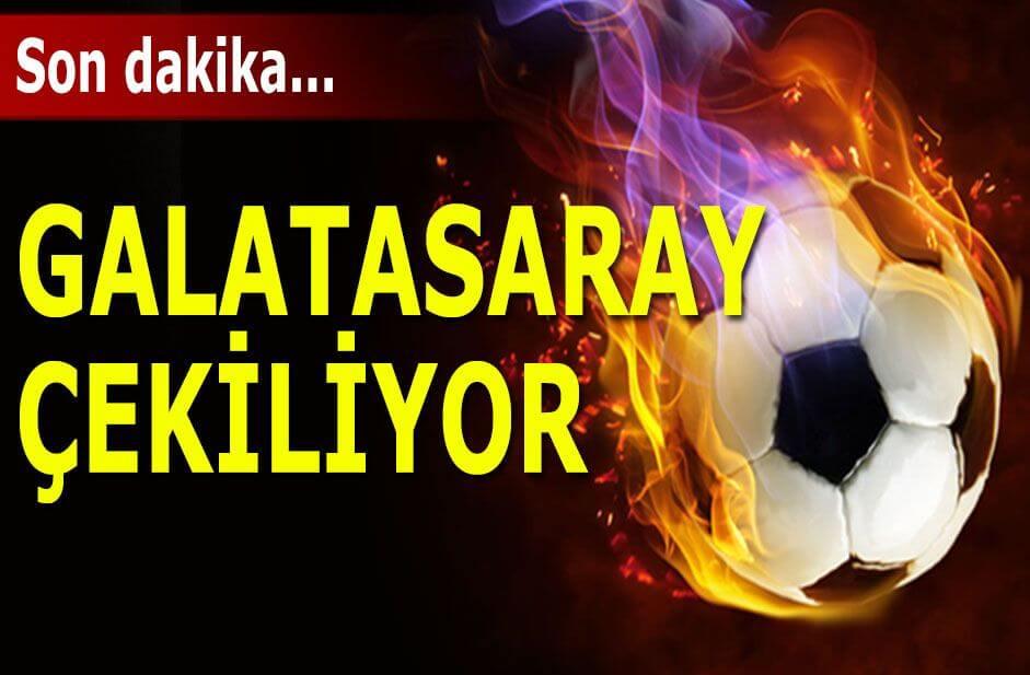 Galatasaray çekiliyor