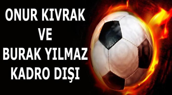 Onur Kıvrak Burak Yılmaz Trabzonspor