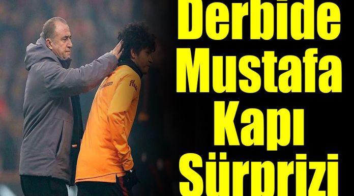Galatasaray Mustafa Kapı