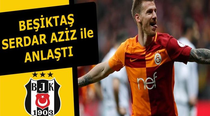 Beşiktaş Serdar Aziz transferi