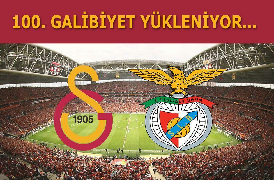 Galatasaray Benfica maçı ne zaman