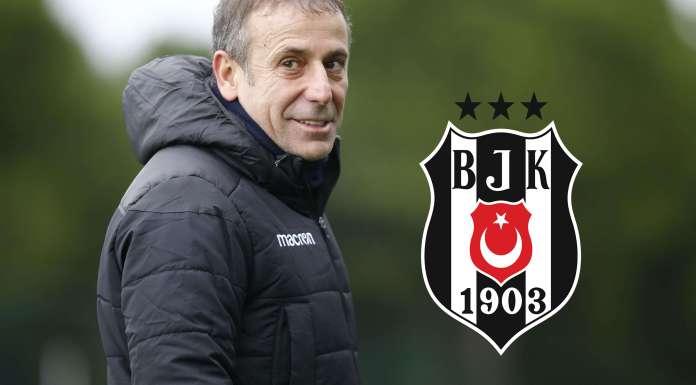 Abdullah Avcı Beşiktaş