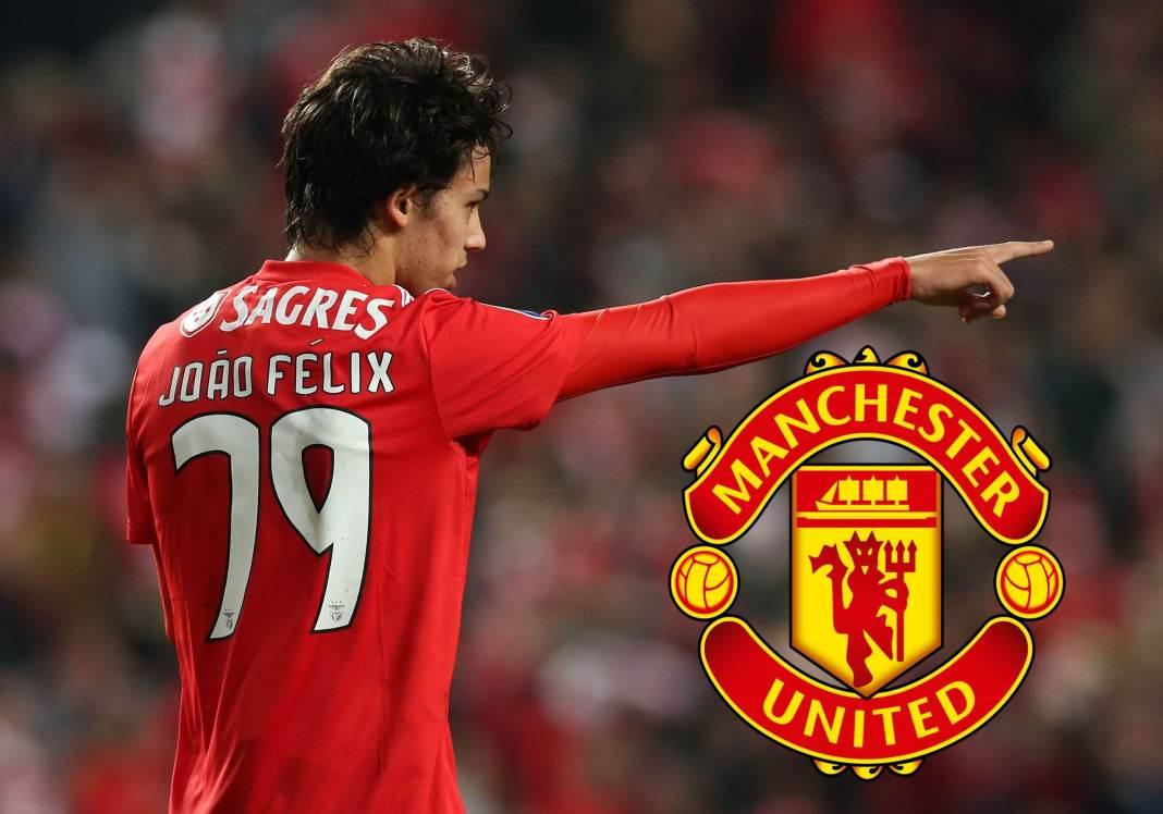 Joao Felix Manchester United