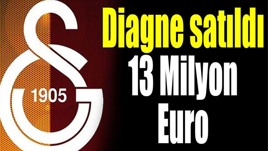 Mbaye Diagne satıldı