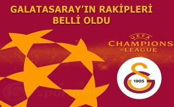 Galatasaray Şampiyonlar ligi