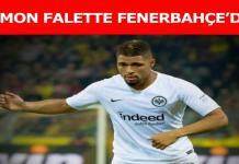 Simon Falette Fenerbahçe