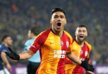 Galatasaray Kadıköy'de kazandı