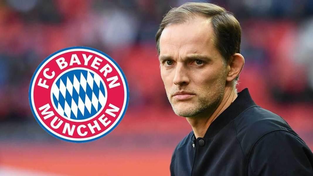 Thomas Tuchel Bayern Münih