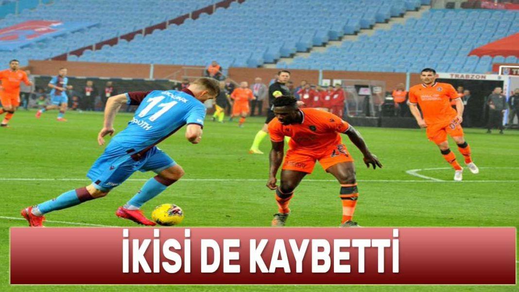 Trabzonspor Başakşehir 26. hafta maçı