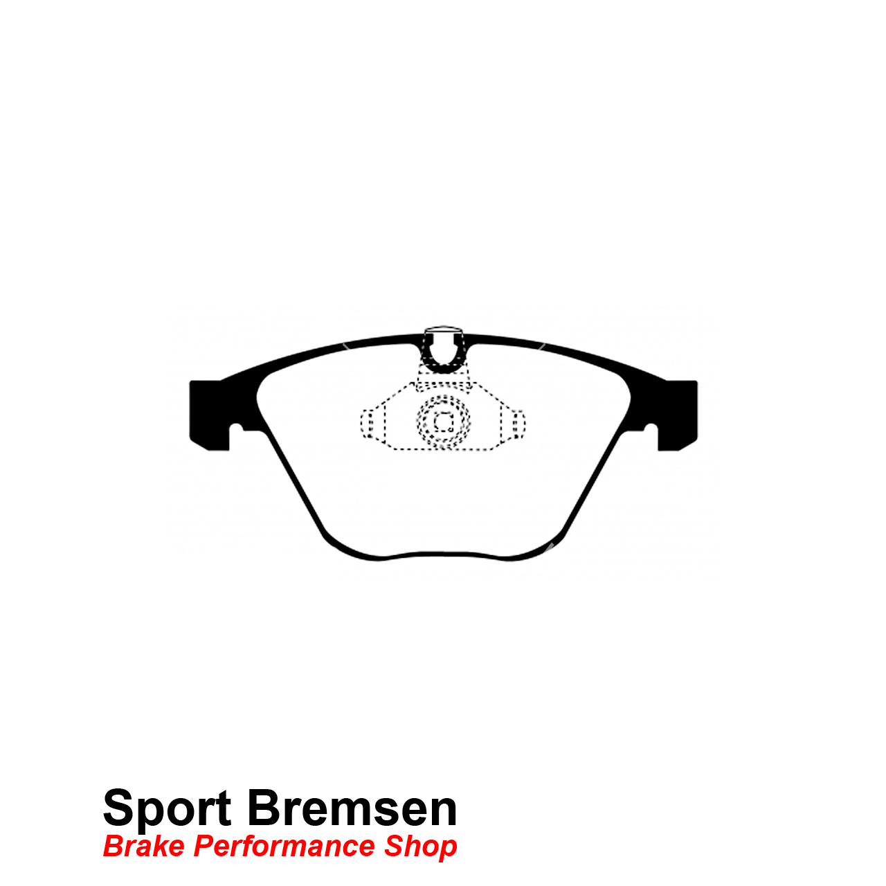 Ebc Redstuff Keramik Bremsbelage Fur Bmw 3er M3 E90 E92