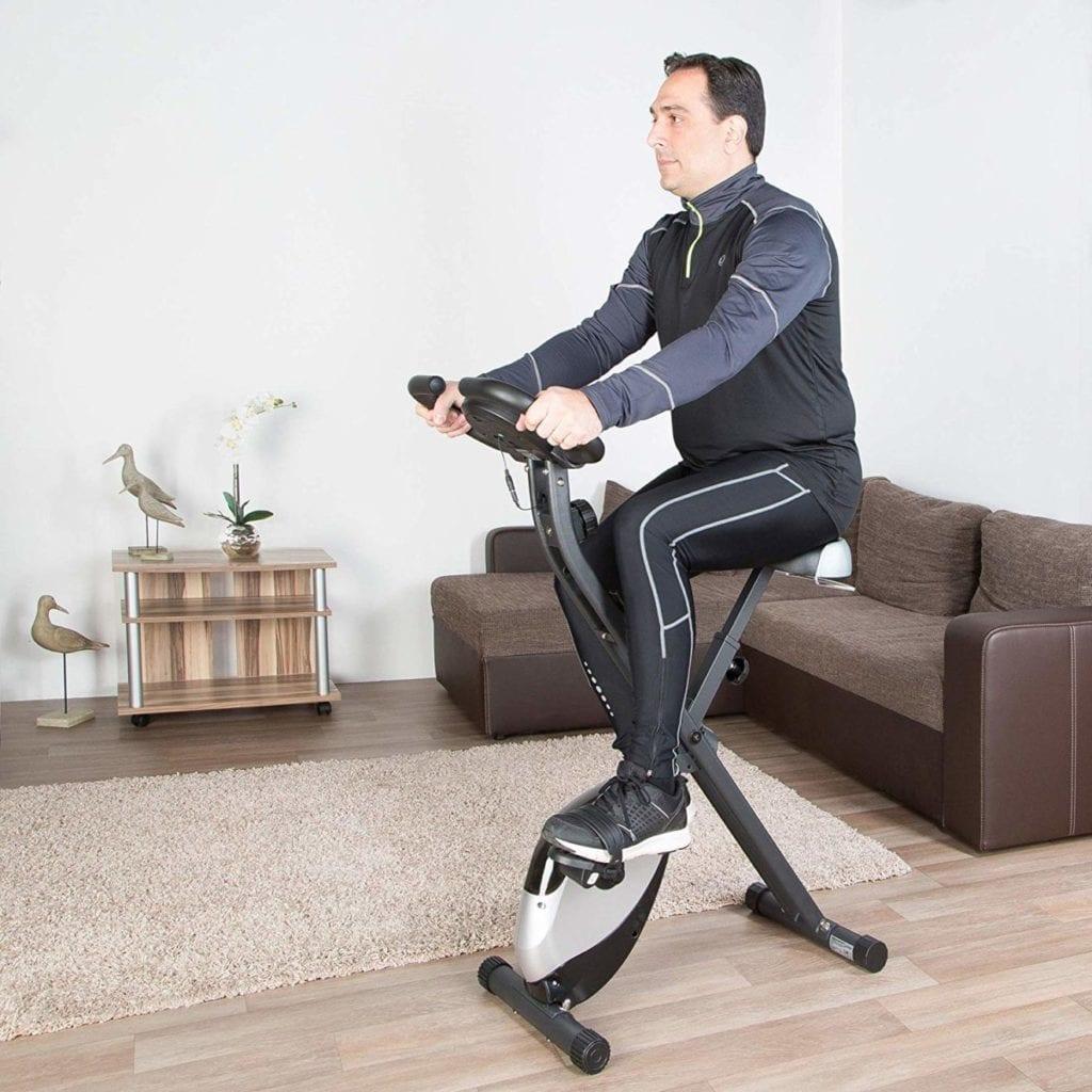 Ultrasport Vélo d'appartement F-Bike Heavy