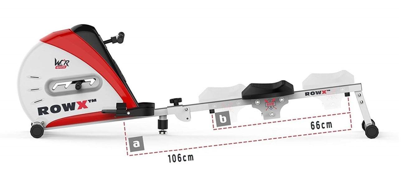ergomètre Body Tunner de We R Sports