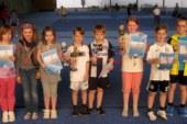 Eichendorffschule gewinnt die 1. TC Methler Schultennismeisterschaft 2013