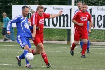 Der nächste Westfalen Cup  folgt mit den Ü32- und Ü40-Fußballern