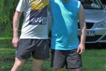 Triathleten auf der klassischen Olympia-Distanz unter sich