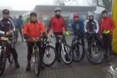 Saison-Auftakt der Westfalen-Winter-Bike-Trophy mit dem RSV Unna