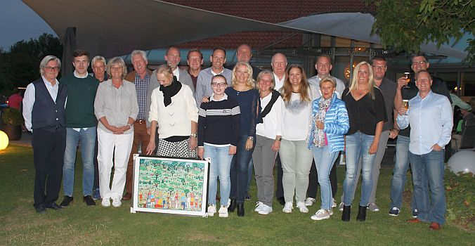 Preis der heimischen Wirtschaft im Golf Club Unna-Fröndenberg sorgt bei Teilnehmern für Begeisterung