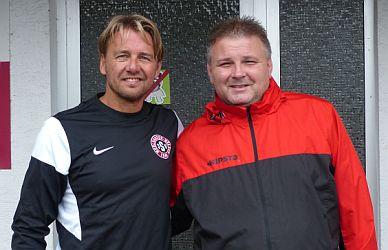 SSV trennt sich von Trainer Dirk Eitzert – Marco Slupek machts