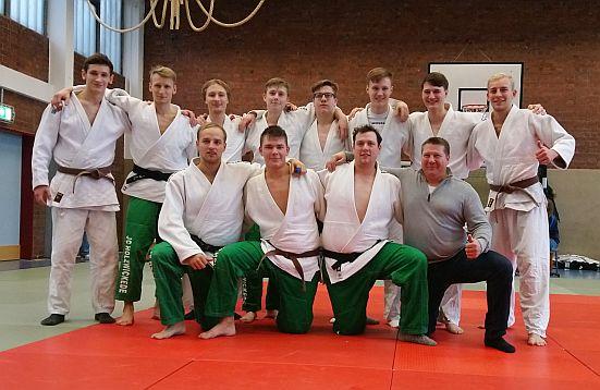 JCH-Männermannschaft steigt in die Verbandsliga auf