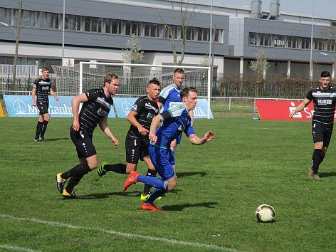 Erster HSC-Test gegen Westfalenliga-Dritten Finnentrop