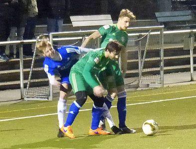 HSC-Generalprobe gelingt mit klarem 7:1 Erfolg gegen U 19 von Eintracht Dortmund – Testspiele
