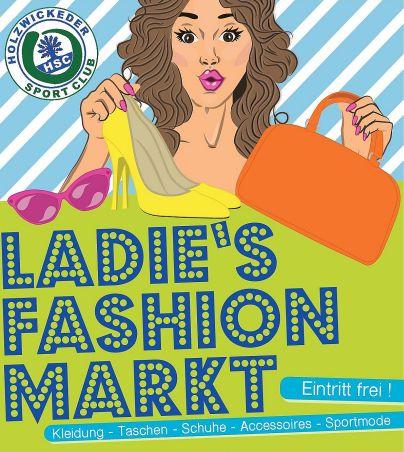 HSC-Gesundheitssport lädt zum Ladies Fashion Markt ein