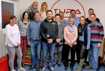 Manuela Knoke und Karsten Kaminski als Führungsteam der Wasserfreunde TuRa Bergkamen bestätigt