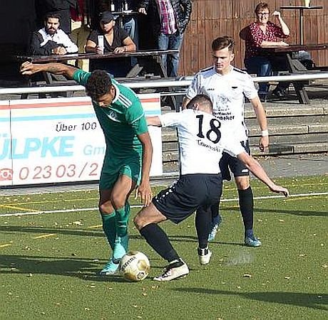 Fußball-Bezirksliga: Trainer-Statements zum 22./23. Spieltag