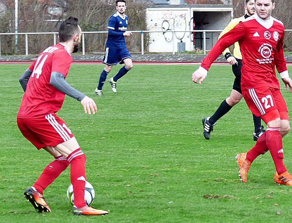 Fußball-Bezirksliga: Trainer-Statements zum 21. Spieltag