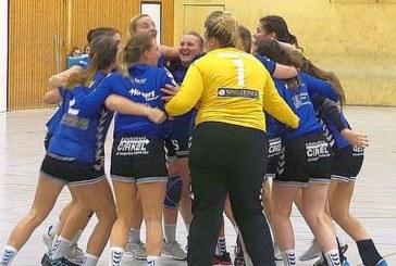 Maike Benden und Maike Esterhaus weisen KSV-Damen früh den Weg zum Sieg